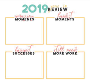 Image of review planner